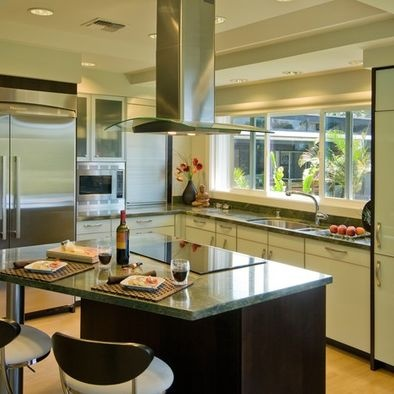 Island Hood Design, Pictures, Remodel, Decor and Ideas