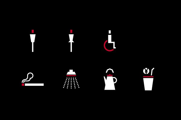 コトホギデザイン | 東京都杉並区・デザイン事務所 | 実績紹介 | OTHERS | NISMOグローバル新本社 サイン計画