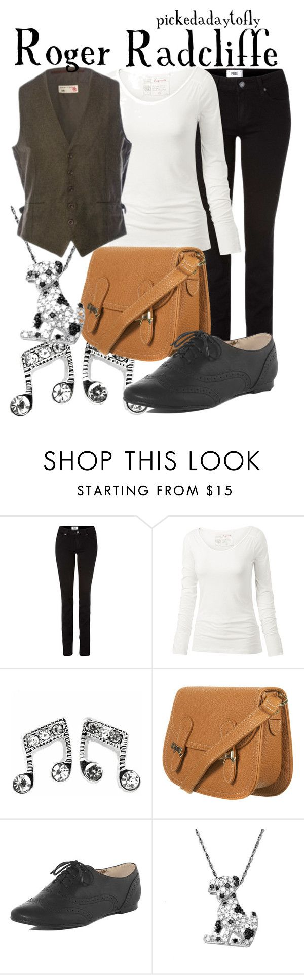 """""""Roger Radcliffe"""" by pickedadaytofly ❤ liked on Polyvore featuring Paige Denim, Fat Face, Dorothy Perkins, Incotex, women's clothing, women, female, woman, misses and juniors"""