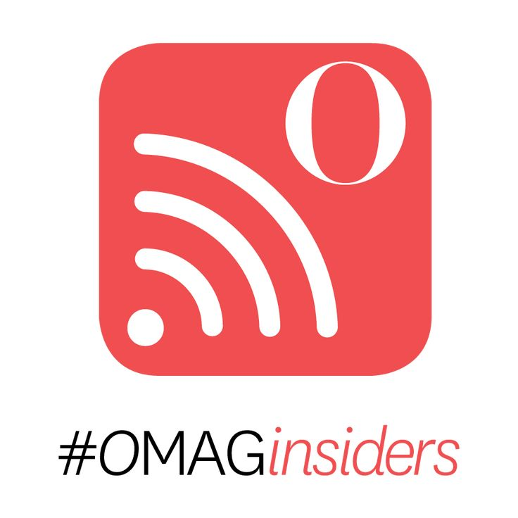 """Oh my!  I recently opened up my email and read the words;  """"Megan,  We're so glad you're here.  After reviewing over a thousand submissions, we've selected 50 of the most  influential, engaged, and enthusiastic fans of O, The Oprah Magazine to  join O Mag Insiders: #OMagInsiders"""