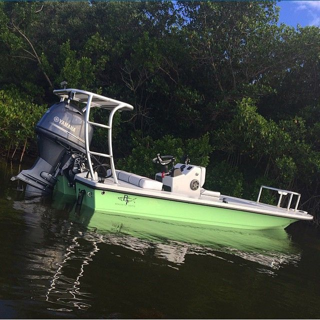 429 best flats and bay boats images on pinterest for Nice fishing boats