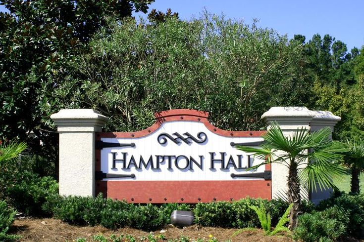 Hampton Hall local real estate | The Alliance Group Realty