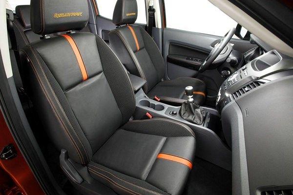 Ford Ranger Wildtrak 2012