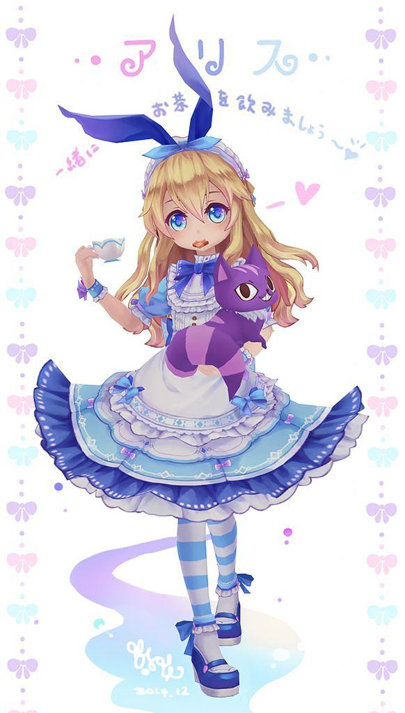 Aura Kingdom - Eidolon Alice