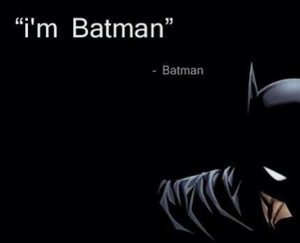 Famous Quotes With Batman Superheroes Pinterest