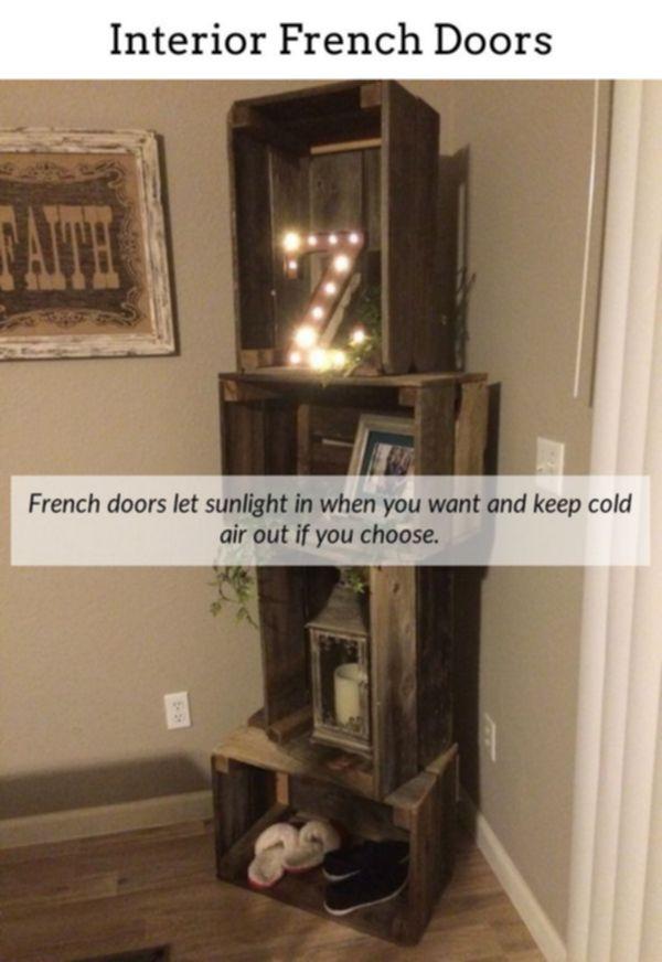 Indoor French Doors For Sale Prehung Doors Double Glazed