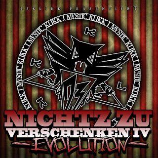 Deutscher Untergrund Rap: Perverz & Voodoo - Nichtz zu verschenken 4 (Evolut...