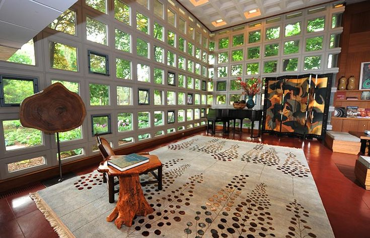 Frank Lloyd Wright home ahead of its time | The Detroit News