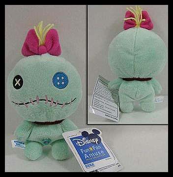 Lilo's doll Scrump!! How cute. (from lilo and stitch)