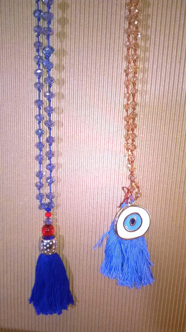 handmade necklaces 2017