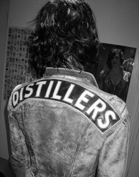 Brody Dalle - DISTILLERS