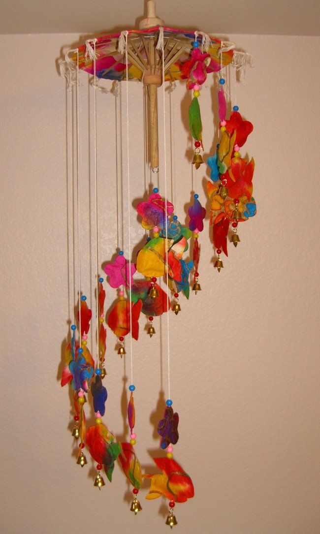 161 best images about wind chimes on pinterest for Fish wind chimes
