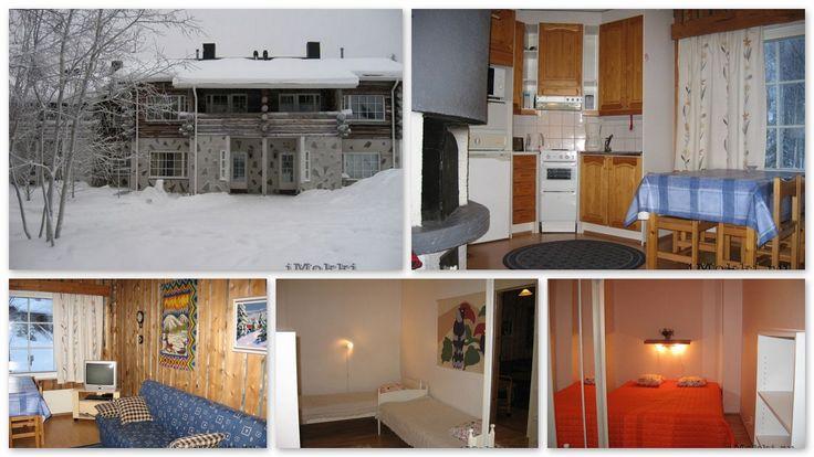 Апартамент Rukan Kuukkeli A2, Северная Остроботния, id358 #КоттеджиФинляндии #iMokki #СевернаяОстроботния