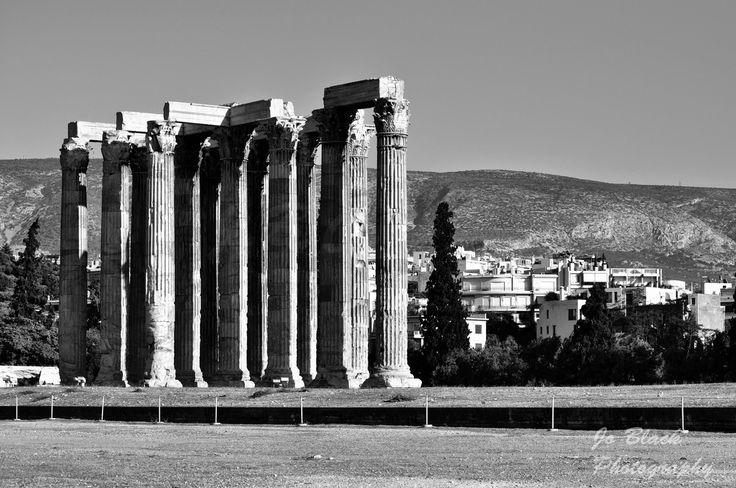 Ναός του Ολυμπίου Διός/ Temple of Olympian Zeus