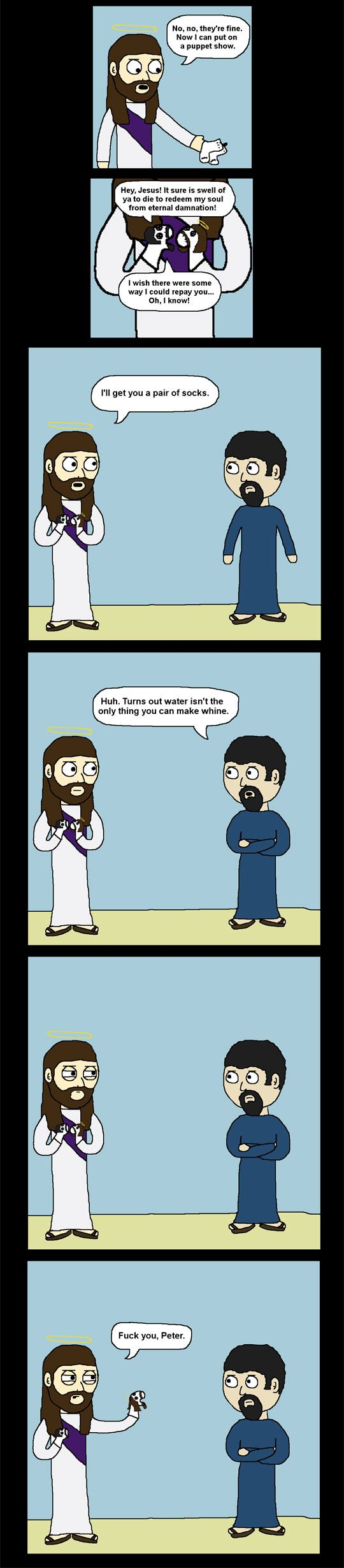 Happy Birthday Jesus  - funny pictures #funnypictures