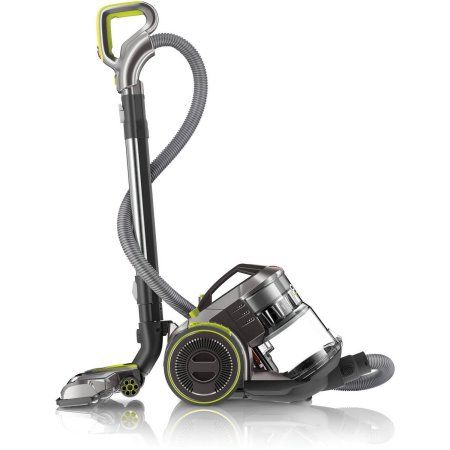 Hoover Air Pro Bagless Canister Vacuum, SH40075, Gray