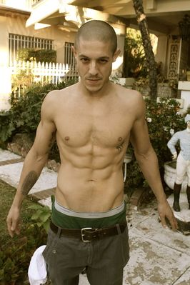 The body of Theo Rossi. This is one of many reasons Juice is my Favorite Character from Sons of Anarchy.