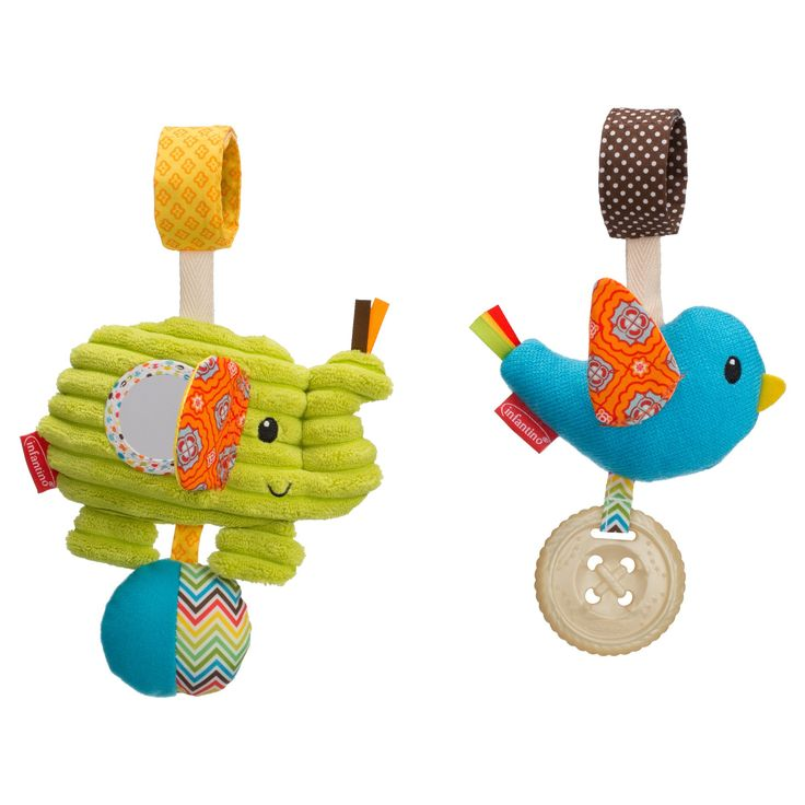 Infantino Go GaGa Stroller/Carseat Toy Traveling Duo ...