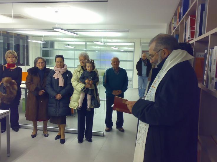 Inaugurazione LaMercanti mobili da ufficio