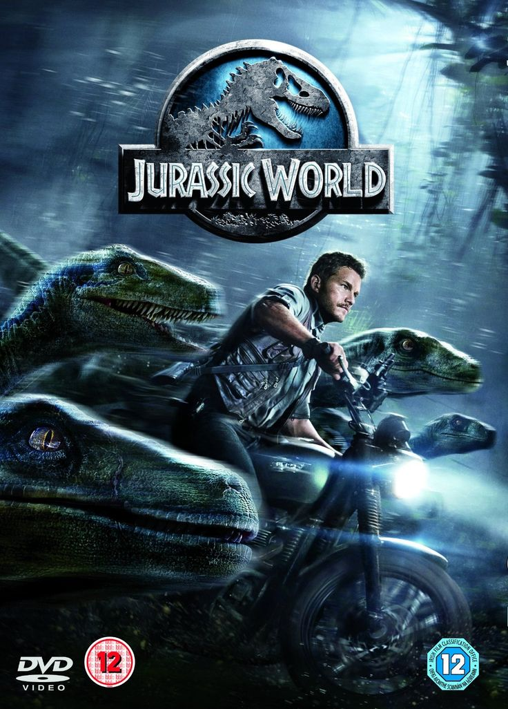 Jurassic World [DVD]: Amazon.co.uk: Chris Pratt, Bryce Dallas Howard, Vincent D'Onofrio, Jake Johnson, Nick Robinson, Ty Simpkins, BD Wong, Irrfan Khan, Judy Greer, Colin Trevorrow, Patrick Crowley, Frank Marshall, Thomas Tull: DVD & Blu-ray