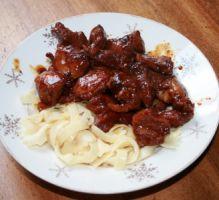 Recette - Joue de porc caramélisée et graines de sésame - Notée 4.1/5 par les internautes