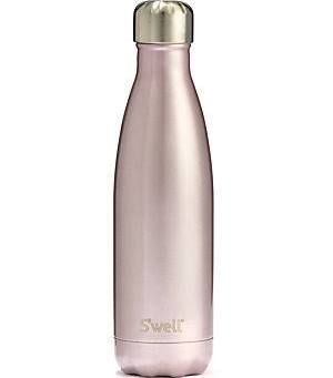 swell water bottle- pink champagne