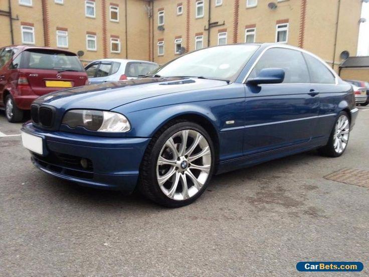 BMW E46 232 CI SE (Special Edition) FOR SALE 2.5L #bmw #323cise #forsale #unitedkingdom