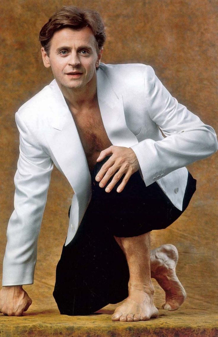 Mikhail Baryshnikov~ got to see him dance under the stars in New York on a warm summers night years ago. What a memory! – KJ