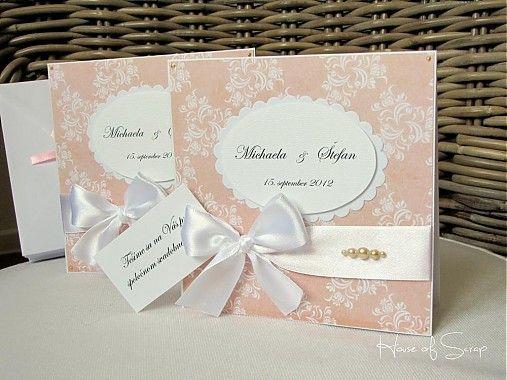 House-Of-Scrap / svadobné oznámenia na objednávku