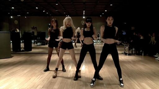 BLACK PINK's Dance Practice Video Hits 6 Million Views On YouTube Ahead Of Debut