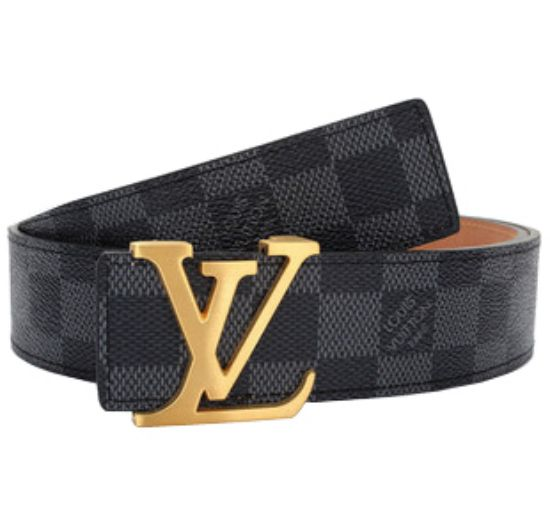 how to tell if an lv belt is fake