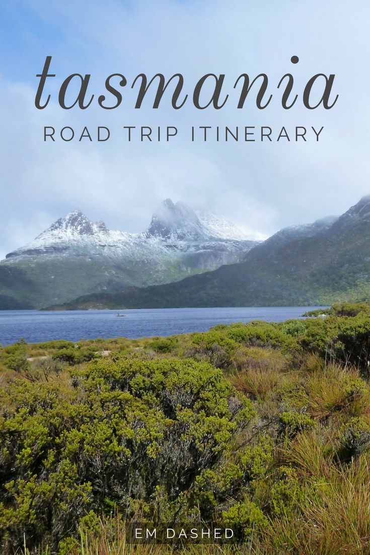 Tips and suggested nine-day itinerary for a road trip in Tasmania, Australia -- featuring the Tasman Peninsula, Bay of Fires, Cradle Mountain, Liffey Falls, Freycinet National Park, and more. Tassie is often ignored in favor of Australia's mainland; but if you're into camping, hiking, and wilderness, it should definitely be on your list.
