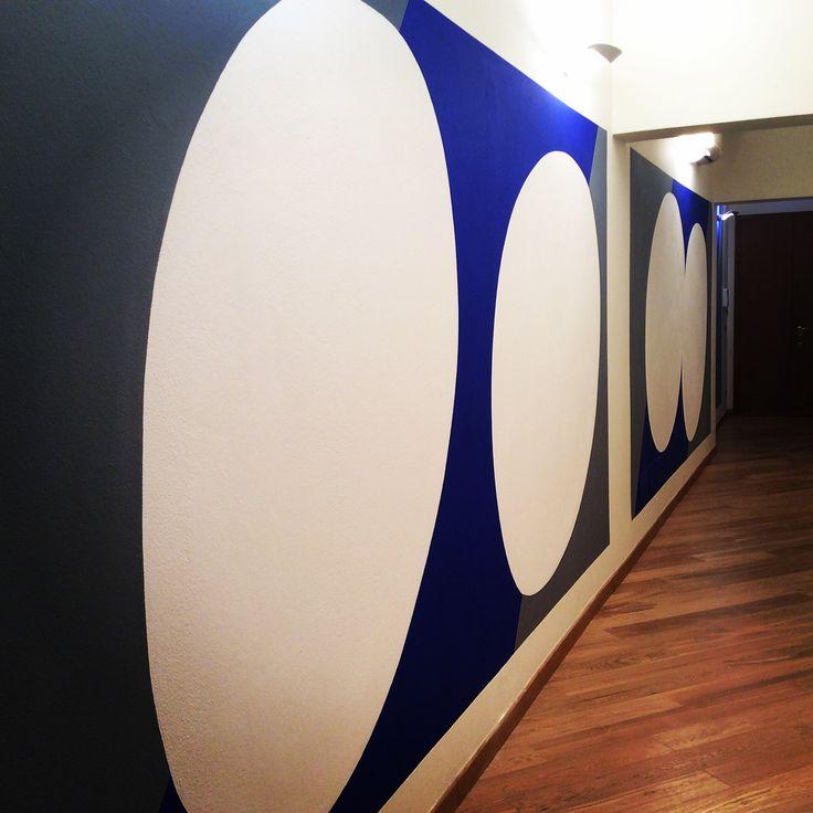 Corridor. Work in Bologna