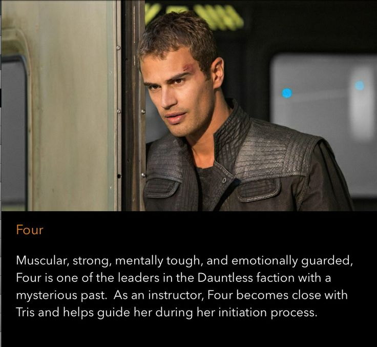 PICTURES: 15+ New Cast Pictures and Profiles from Divergent iPad App!
