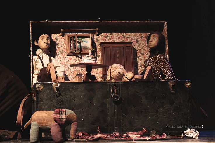 #TeatroParaNiños