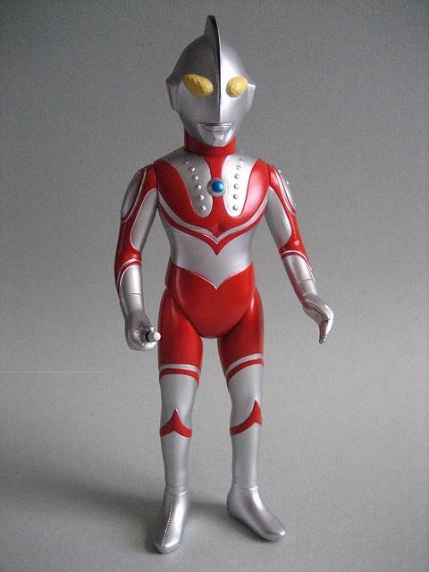 "Yamanaya SP Ultraman Zoffy w/Beta Capsule. From ""Chimply Kaiju"""