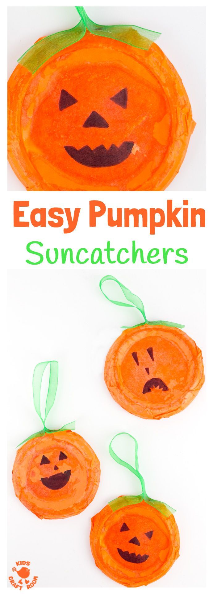 This is a graphic of Sassy Pumpkin Crafts for Preschoolers