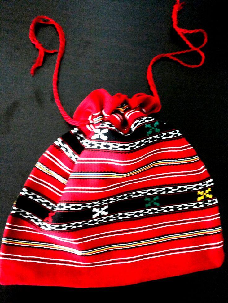 Geanta traditionala roamneasca cu sunr