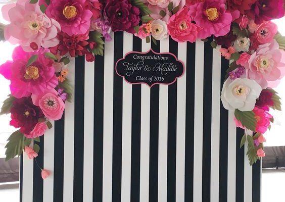 100 Cool Black and White Sassy Stripes Wedding Ideas | Hi Miss Puff - Part 8