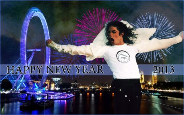 Happy New Year to all the fans around the world! LOVE!