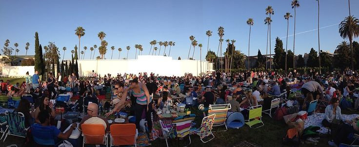 20 of the Best Places to Celebrate Halloween in America Cinespia / Hollywood Forever Cemetery