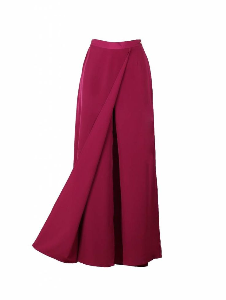 NESCI VICI SKIRT PANTS - Purple
