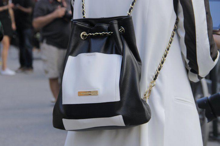 Pin for Later: Tous les Accessoires Tendances de la New York Fashion Week Jour 6 Sac à main Catherine Malandrino.
