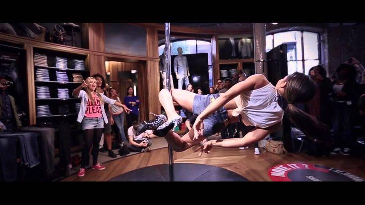 #JoggJeans : London casting call featuring Nicole 'the pole' Williams