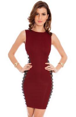 Party šaty v štýle Kim Kardashian