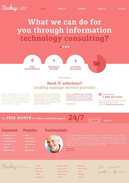 121 best images about Bootstrap Website Templates on Pinterest