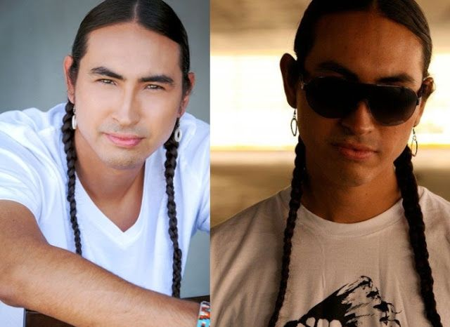 Native american single men
