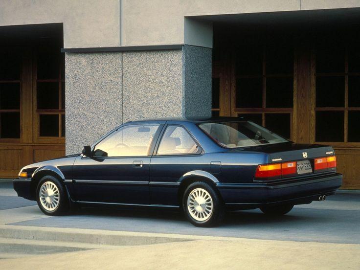 1989 Honda Accord SEi Coupe North America(CA6) Coupe, Autos