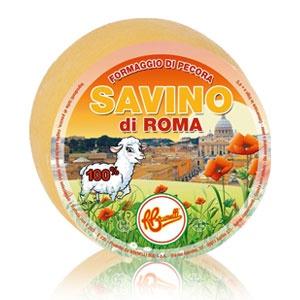 Savino di Roma: un gusto schietto, come le sue origini. http://www.brunelli.it/linea-caciottoni