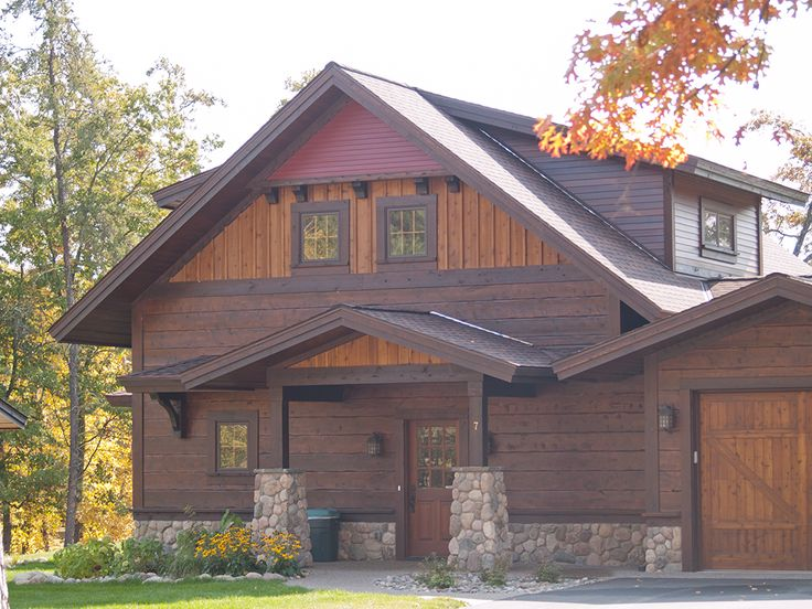 103 best images about siding ideas on pinterest lake for Cedar shake house plans